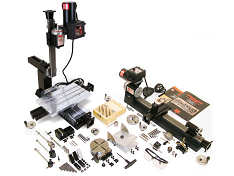 "Sherline 6280-CNC Ultimate Machine Shop Package w/NexGen Mill - CNC Ready <FONT Color=""red"">(New)</a></font> 6280-CNC"