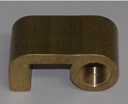 Sherline Part 41170 Sherline Saddle Nut (Metric) 41170