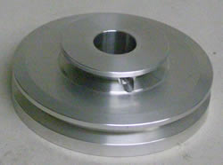 Sherline Tool Part 43367 Sherline 10,000 RPM Spindle Pulley 43367