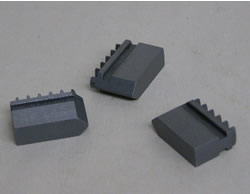 11420 Sherline SOFT JAWS (for 4-jaw chucks1075) 11420