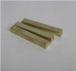 11740 Sherline STEADY REST BRASS PADS (Set of 3) 11740
