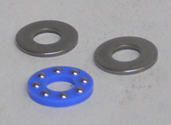 Sherline Tool Part 34060 Sherline Thurst Bearing Set 34060