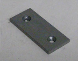 Sherline Moveable Jaw Insert 35040