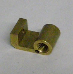 Sherline Tool Part 40174 Sherline Saddle Nut (Inch) 40174
