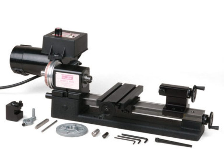 Sherline 4000 Lathe Mike S Tools