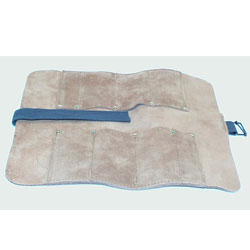Leather Carving Tool Roll Fits 6 845-1410