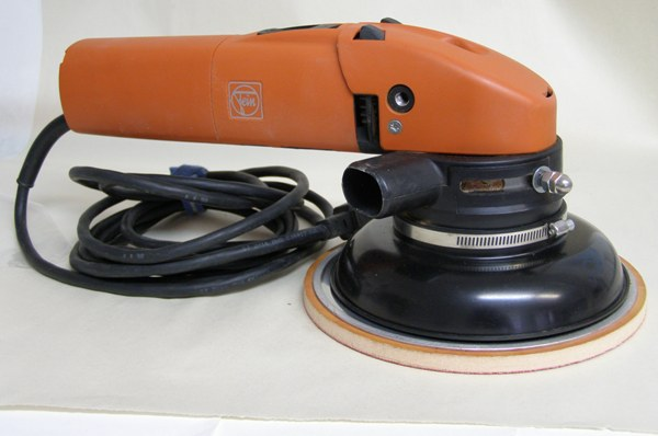"Fein 8"" MOL1200E8U Variable Speed Random Orbital Sander MOL1200E8U"