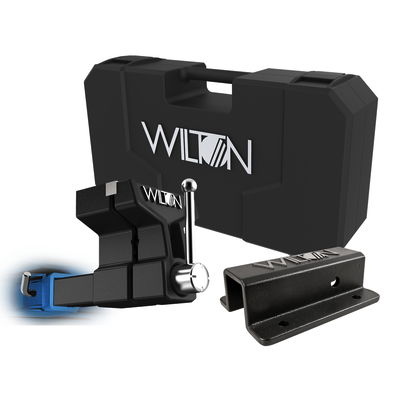 "Wilton 6"" ATV All-Terrain Vise™ with Carrying Case JNA 243 10015"