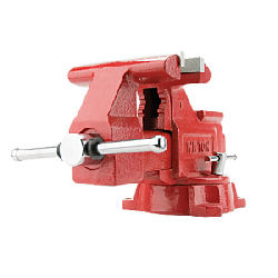 "Wilton 674, Utility Vise , 4-1/2"" Jaw Width, 4"" Jaw Opening, 2-5/8"" Throat Depth 11126"