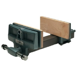 "Wilton 79A, Pivot Jaw Woodworkers Vise - Rapid Acting, 4"" x 10"" Jaw Width 63218"