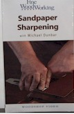 Sandpaper Sharpening with Michael Dunbar (VHS)   014020