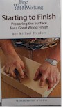 Starting to Finish with Michael Dresdner (VHS)   014022
