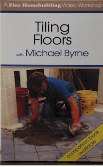 060031 Tiling Floors with Michael Byrne (VHS) 060031