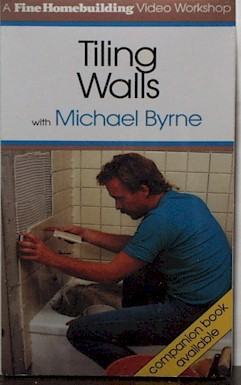 Tiling Walls with Michael Byrne (VHS) 060029