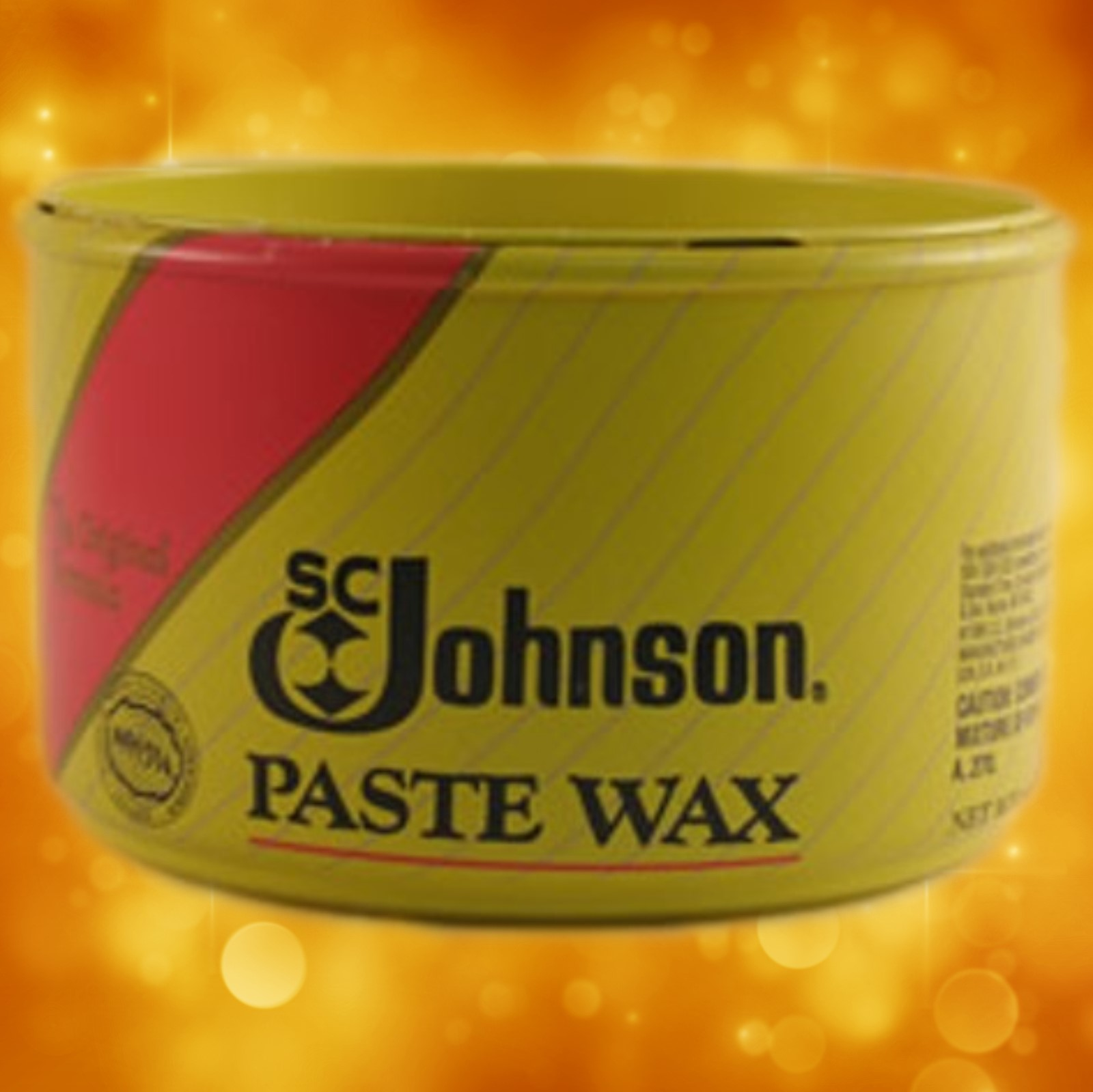 Johnson's Paste Wax JPW