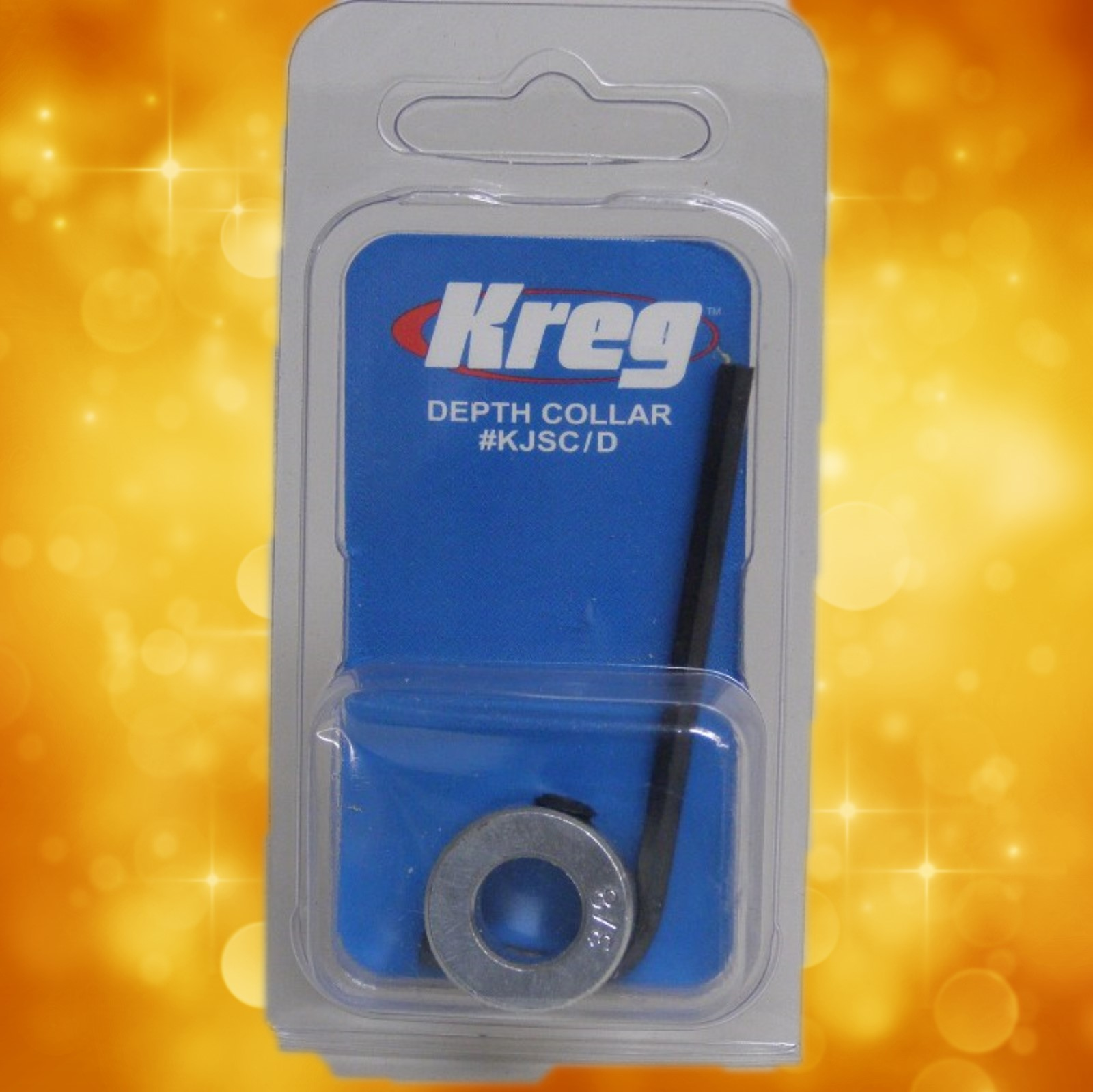"Kreg Depth Collar & 1/8"" Allen Wrench KJSC/D"