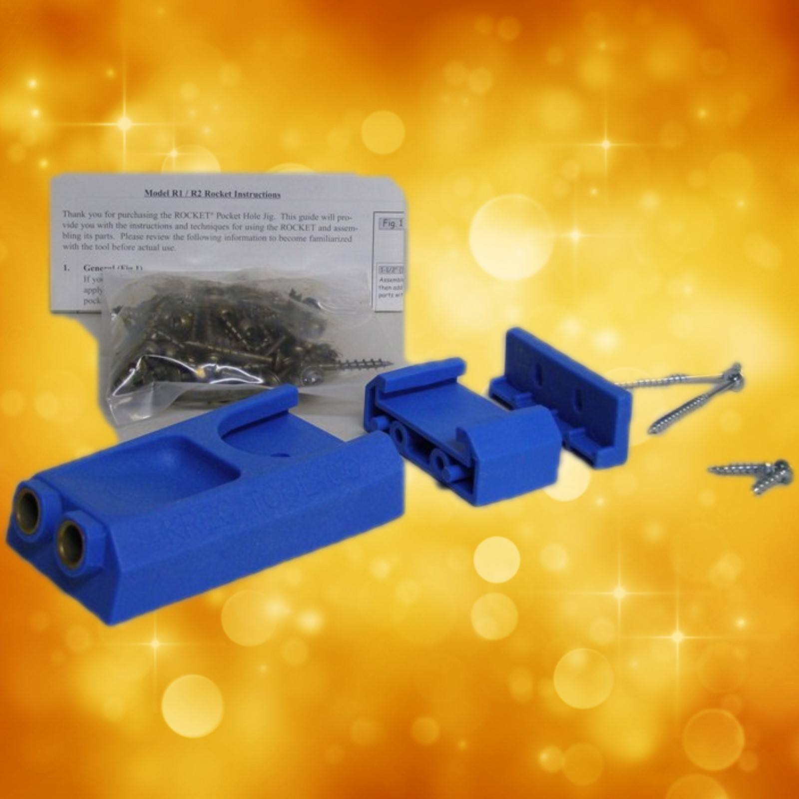 R2 Kreg Rocket™ Jig Kit R2