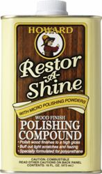 Howard Restor-A-Shine RS0016 16oz Can RS0016