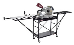 Rousseau Shop Style Miter Saw Stand 2875XL