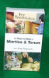 12 Ways to Make a Mortise & Tenon with Gary Rogowski (VHS)  014003