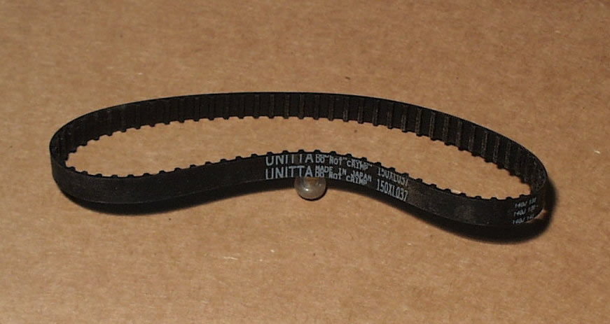 "Delta Tool Part 1341559 Delta Drive Belt for 4"" Belt/6"" Disk Sander 31-460 Ser.# below 9340- Discontinued by Delta 1341559"