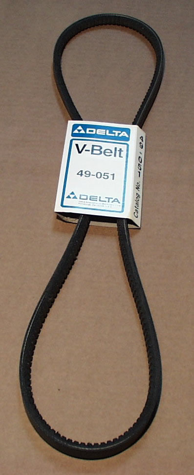 Delta Tool Part 49-051 Replacement Belt 49-051