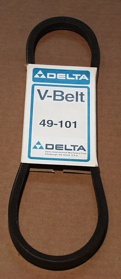 Delta Tool Part 49-101 Replacement Belt 49-101