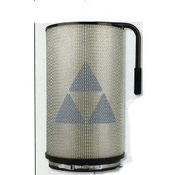 Delta 2 -Micron Dust Collector Canister Filter for AP400 50-740