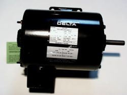 Delta 1/2 HP Induction Motor 115 Volts, 1725 RPM 62-070