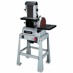 "Delta Belt/Disk Sander 31-300 Delta 6"" Belt / 12"" Disc Sanding Center-Discontinued by Delta 31-300"