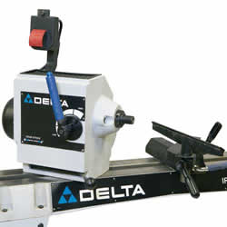 46 715 Delta 14 Inch Cast Iron Lathe Mike S Tools
