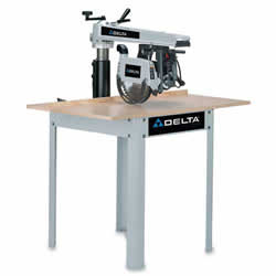 "Delta 10"" Professional Radial Arm Saw RS830 Delta 10"" Professional Radial Arm Saw RS830"