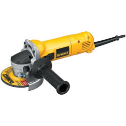"DeWalt Heavy Duty 4-1/2"" Small Angle Grinder, 7 Amps D28110"