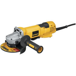 "D28114N DeWalt Heavy Duty 4-1/2"" - 5"" High Performance Grinder with Paddle Switch & No-Lock On D28114N"