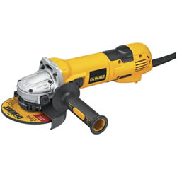 "DeWalt Heavy Duty 4-1/2"" - 5"" High Performance Grinder with Slide Switch D28131"