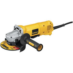 "DeWalt Heavy Duty 4-1/2"" Small Angle Grinder with Paddle Switch & No Lock-On D28402N"
