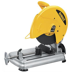 "DeWalt Chop Saw D28715 DeWalt Heavy Duty 14"" Chop Saw with Quick-Change Keyless Blade Change System D28715"