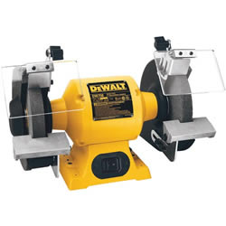 "DeWalt Heavy Duty 8"" Bench Grinder DW758 DeWalt Heavy Duty 8"" Bench Grinder DW758"