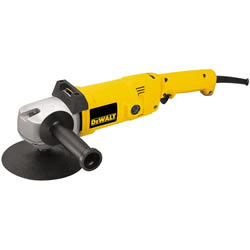 "DeWalt Heavy Duty 7"" / 9"" Electronic Variable Speed Polisher DW849"