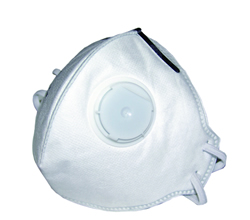 FastCap Dust Mask MXV-POCKET10PK Dust Masks 10 per Box  MXV-POCKET10PK
