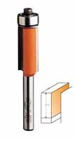"CMT Flush Trim Router Bit 806.627.11 1/2"" diameter, 1"" cutting length, 1/2"" shank"