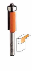 "CMT Flush Trim Router Bit 806.628.11 1/2"" diameter, 1/2"" cutting length, 1/2"" shank"