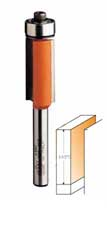 "CMT Flush Trim Router Bit 806.629.11 1/2"" diameter, 1-1/2"" cutting length, 1/2"" shank"