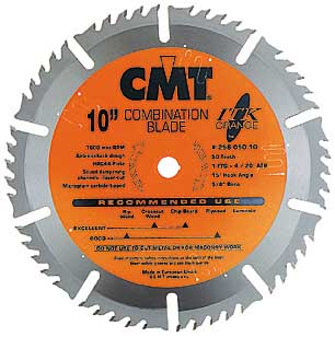 "256.035.08 CMT ITK Combination Blade, 8.25"" diameter 256.035.08"
