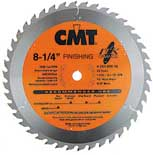 "CMT ITK Finishing Blade, 8.25"" diameter 251.040.08"
