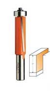"CMT Super-Duty Flush Trim Router Bit 806.691.11 3/4"" diameter, 1"" cutting length, 1/2"" shank"