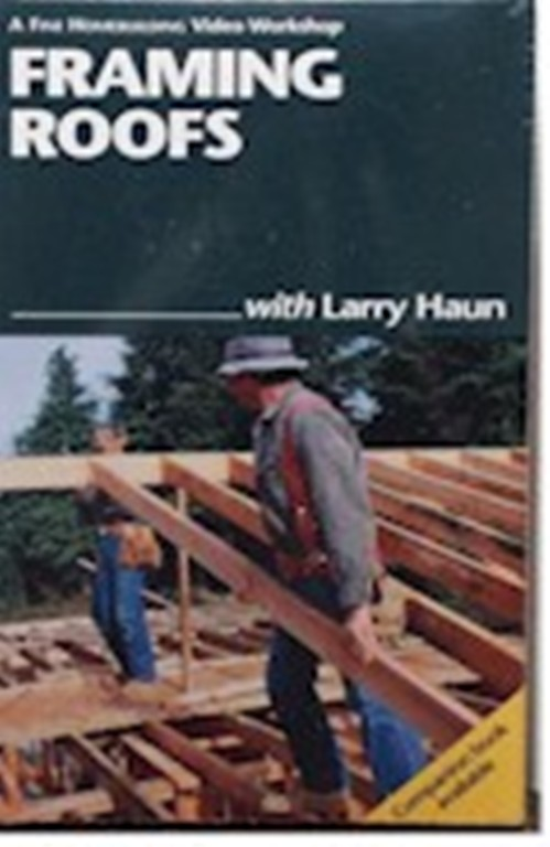 Framing Roofs with Larry Haun (VHS) 060075